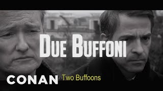 #ConanItaly Preview: Conan & Jordan's Classic Italian Movie Trailer  - CONAN on TBS