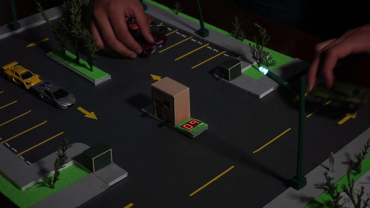 Arduino Descendente Contador Ascendente Sensor Estacionamiento Y Uteq Sin Con IEW2DH9