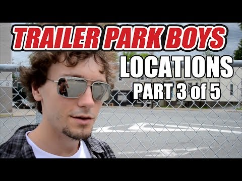 Trailer Park Boys Filming Locations Part 3