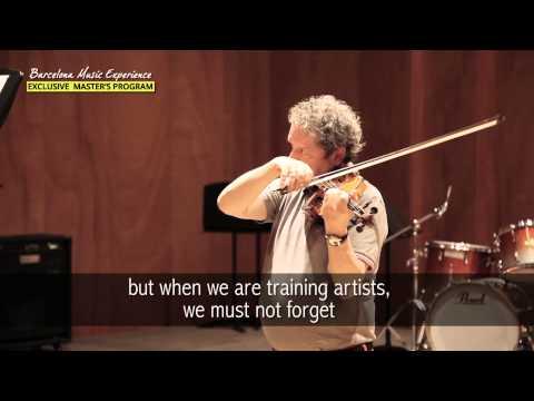 Master in Violin with Pavel Vernikov