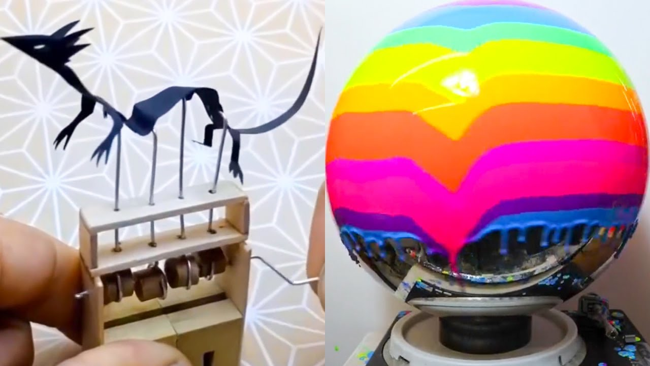 Most Oddly Satisfying Video That Makes You Relaxing #2