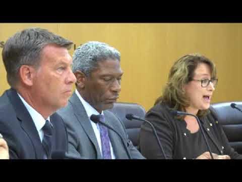 Bergen County Freeholders - 10-18-17 Public Meetng