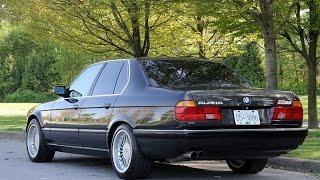 BMW 7 Series E32 1987–1994 / Тест драйв / Обзор