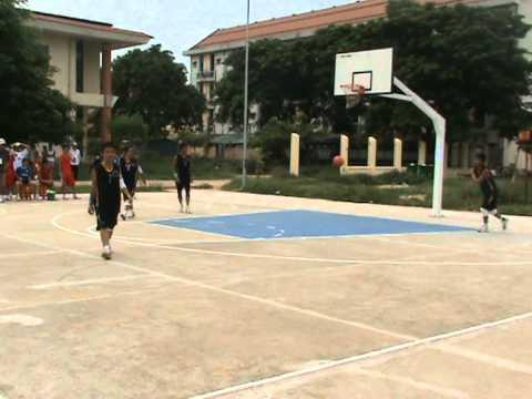 Trường THPT Dân Tộc Nội Trú Tỉnh Thanh Hóa Festival 2010 Bóng rổ Nam