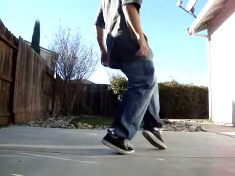 Crip walk – xzibit.