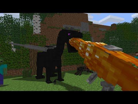 Monster School: Farming - Minecraft Animation
