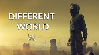 Alan Walker ‒ Different World  Lyrics  Feat. Sofia Carson, K-391 & Corsak