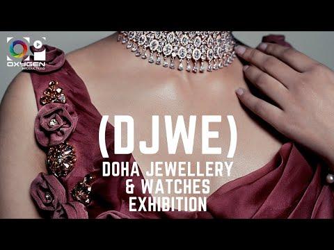 Doha Jewellery And Watches Exhibition (DJWE), 2017