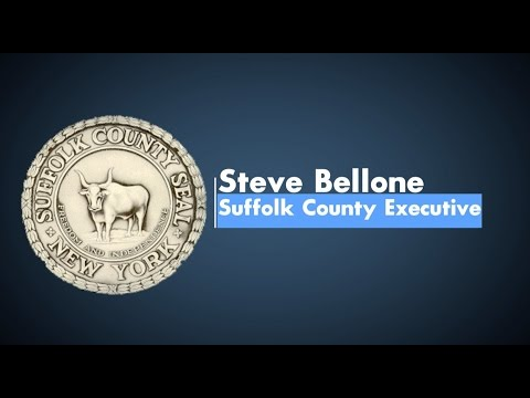 Suffolk County Executive Bellone   Combating the Heroin and Opioid Epidemic