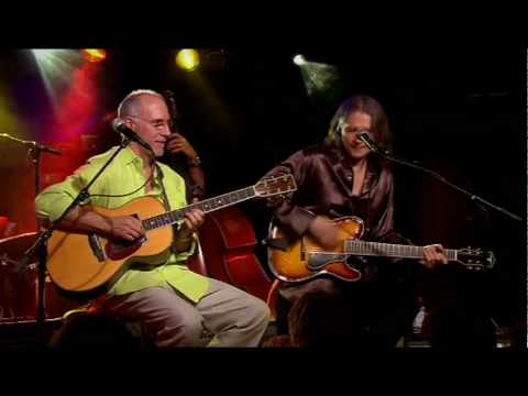 Larry Carlton & Robben Ford - Hand in Hand to the Blues - LIVE