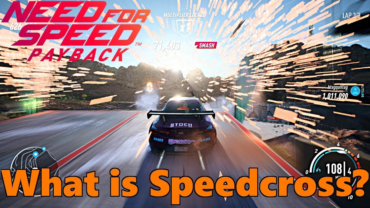 Need For Speed Payback | SPEEDCROSS, NEW MODE! Full GAMEPLAY, New Cars + Everything You Need To Know
