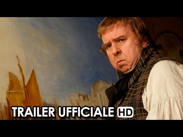 Turner Trailer Ufficiale Italiano (2015) - Mike Leigh Movie HD