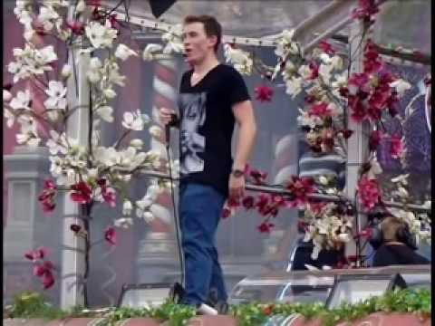 Hardwell - Live @ Tomorrowland 2013 (Friday) Mainstage - Full Set