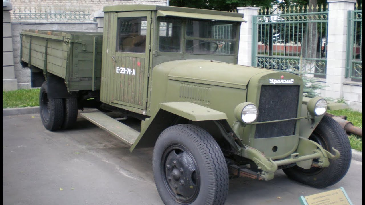 Dodge trucks in wwii - Soviet Trucks Of World War Ii Zakhar And One And A Half