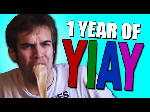 1 YEAR OF YIAY (YIAY #237)