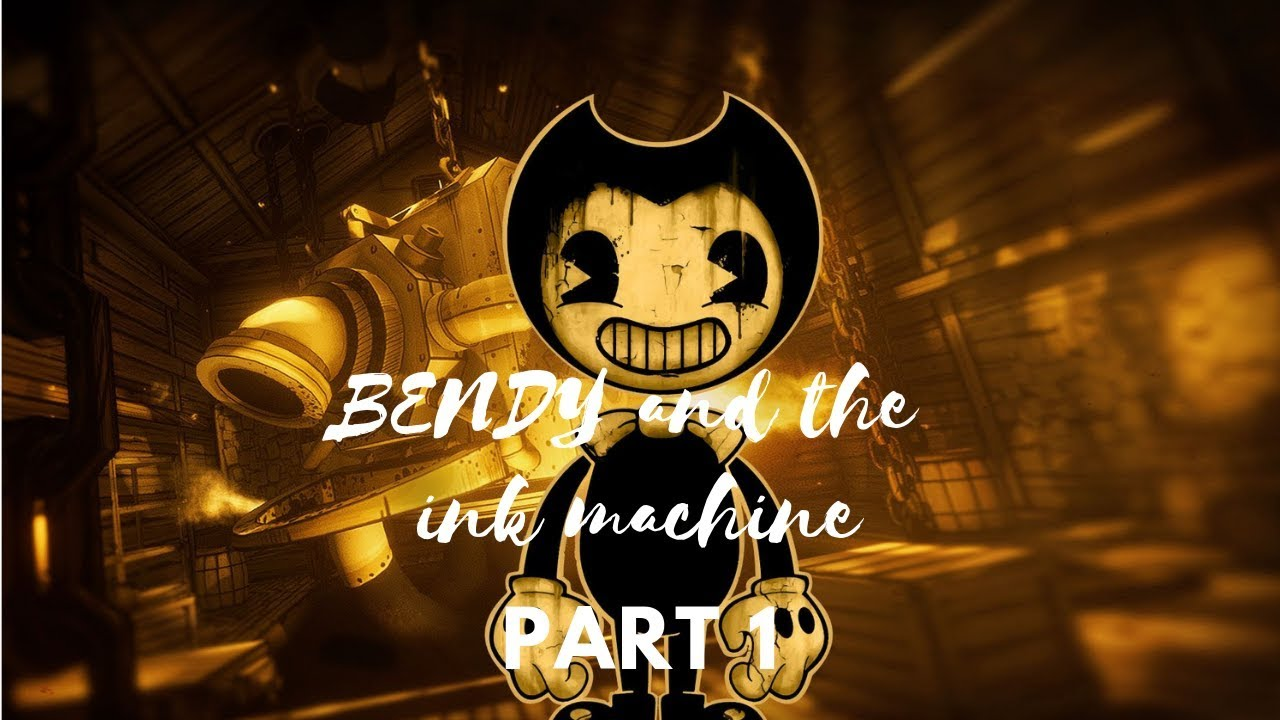 Disney gone wrong! where am I?! - Bendy and the ink machine chapter 1