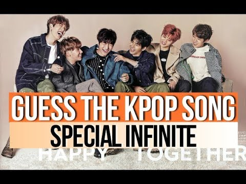 GUESS THE KPOP SONG | INFINITE #15