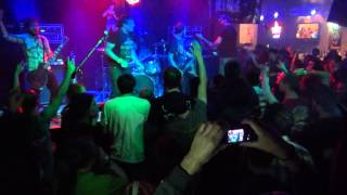 Norma Jean - Creating Something Out Of Nothing / Memphis Will Be Laid To Waste (dirty dog - SXSW 13)