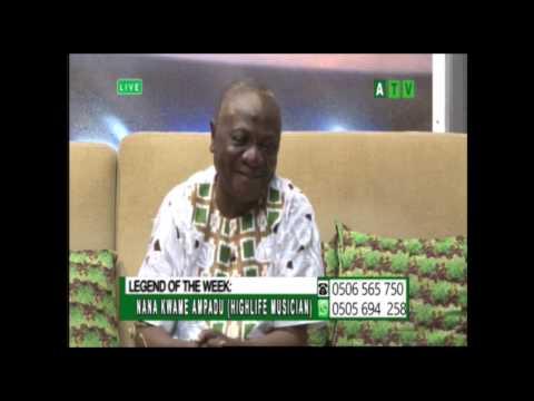 Ghanaian Musicians Lack Lyrical content - Nana Ampadu