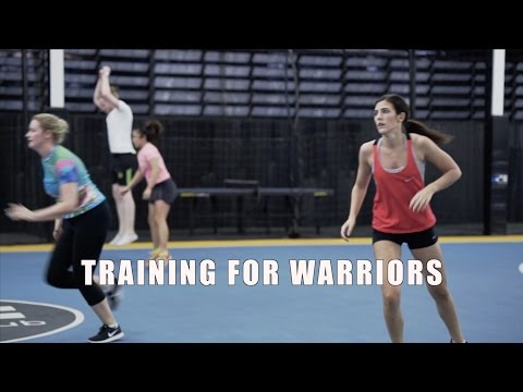 Training For Warriors, Saigon Sports Club, Vietnam
