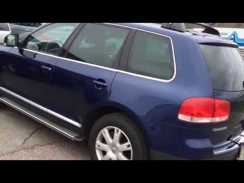 2006 Volkswagen Toureg TDI V10 AWD MAGNIFICENT DIESEL AUTOMATIC