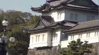 Japan - Day 5 - Tokyo (Imperial Palace gardens, Yasukuni-jinja, Ginza)
