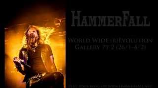 HammerFall World Wide (r)Evolution Gallery pt 2