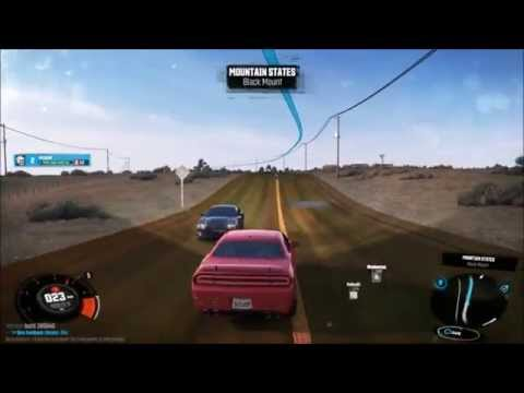 The Crew (beta) - map size - New York to Los Angeles
