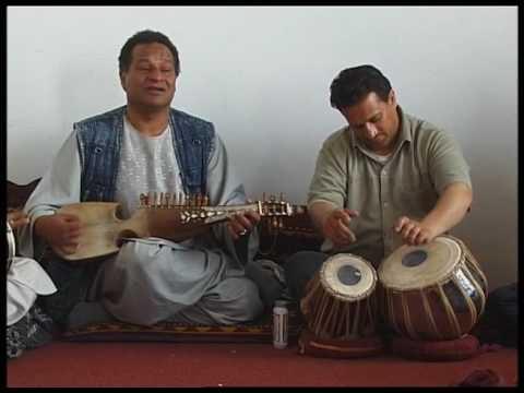 Ustat Ghulam Hussain   -Da Zamong Zeba Watan-