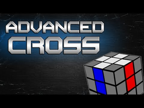 CFOP: Advanced Cross