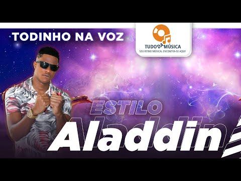 Todinho na Voz - Estilo Aladdin - Lyric Video - Lançamento 2020