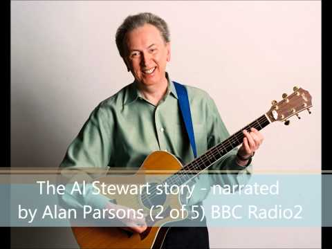 The Al Stewart Story - narrated by Alan Parsons - BBC Radio2 (2 of 5).wmv