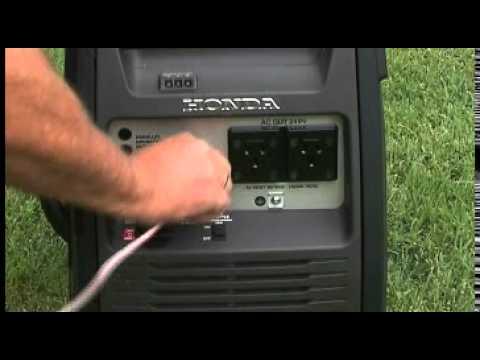 Honda EU30iu Handy Inverter Generator - Generator Store