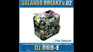 DJ Rob-E - Orlando Breakz V.02