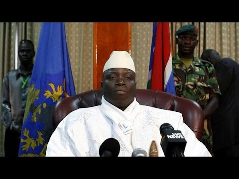 Gambia blocks internet on election day