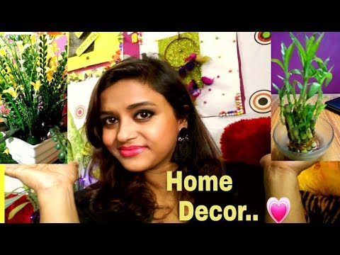 Home Decor/Artificial grass/bamboo plant/Amazon & Flipkart Online Shopping - Anindita Ghosh