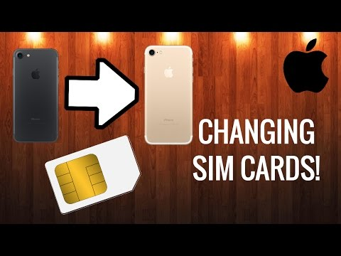 How To Take Out Replace Apple Iphone 6s 5s Sim Card Easy Fast