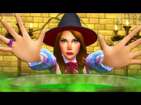 Sims 4 | The Witch's Love Spell | Story