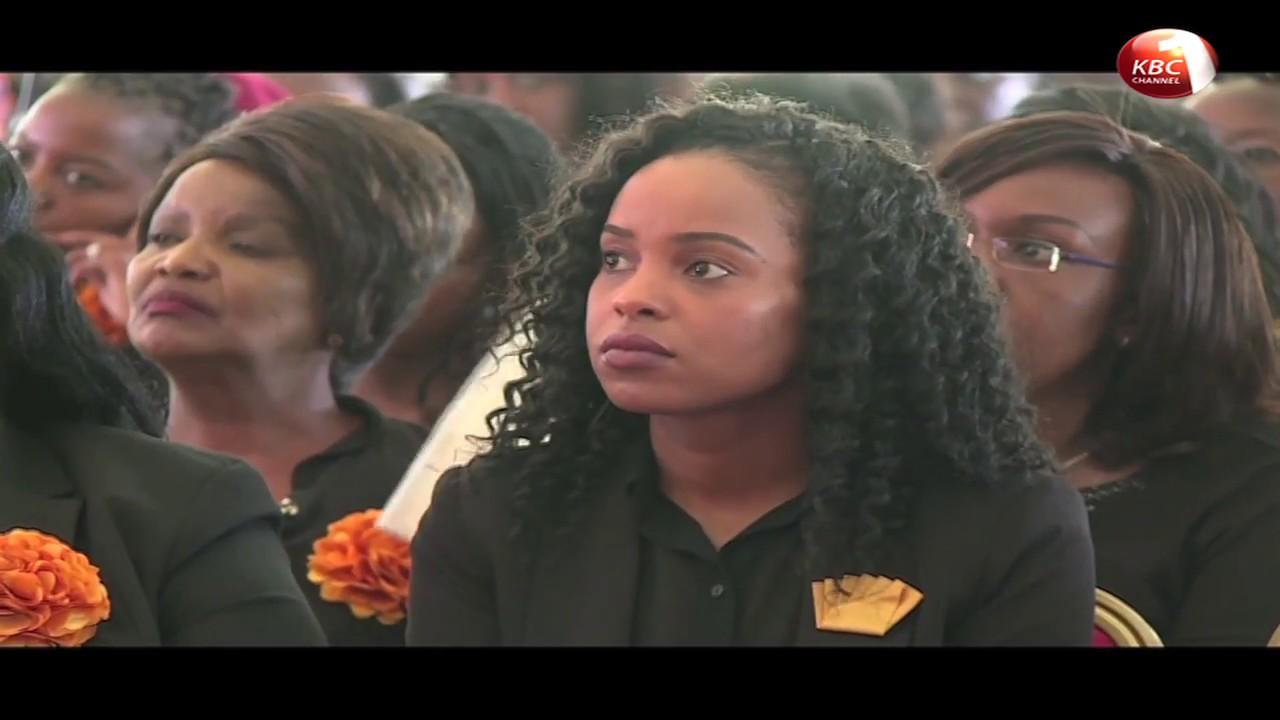 Funeral service of the late Prof Abel Gitau Mugenda held