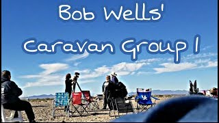 Leaving Havasu | Meeting Up with Bob Wells' Caravan Group 1 |Entering LTVA Quartzsite