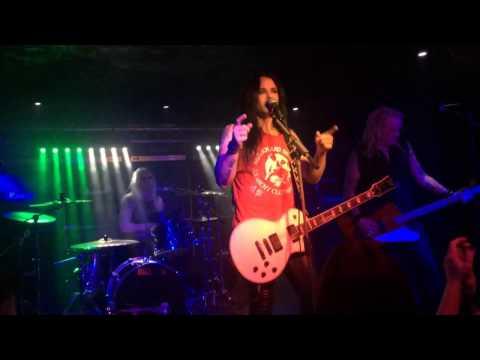 SWEET CREATURE - Live @ Pub Anchor Stockholm, Sweden 10 min RECAP