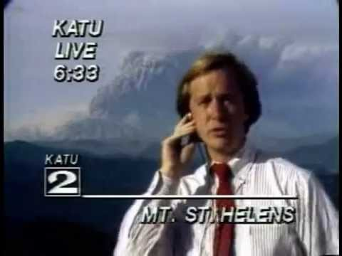 KATU - Mount St. Helens Eruption - 5/18/1980