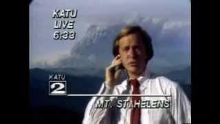 KATU - Mount St. Helens Eruption - 5/18/1980
