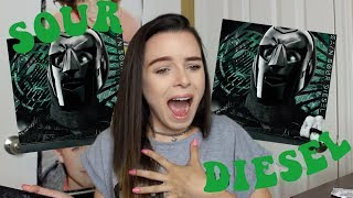 ZAYN SOUR DIESEL REACTION