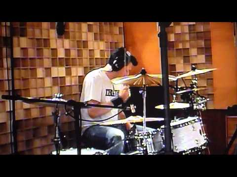Studio Session Drums LAST JETON 2012