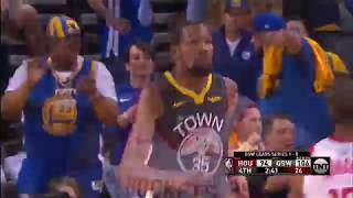 Houston Rockets vs Golden State Warriors | April 30, 2019