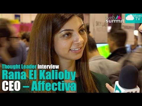 Thought Leader Interview: Rana El Kaliouby, CEO – Affectiva