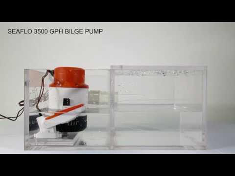 SEAFLO BILGE PUMP 3500GPH