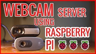 How to make a multiple WEBCAM server using RASPBERRY PI with MOTION Detection