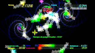 Every Extend Extra Extreme Demo Gameplay 1 [Xbox 360]